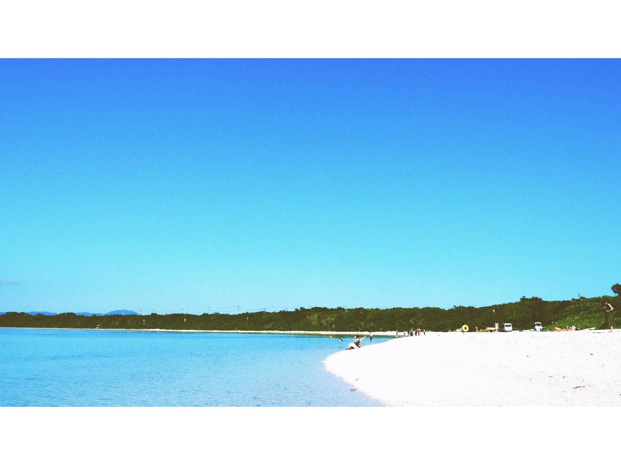 【竹富島】まるで異世界!コンドイビーチ